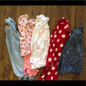 Baby gap girls jumpers and dress
